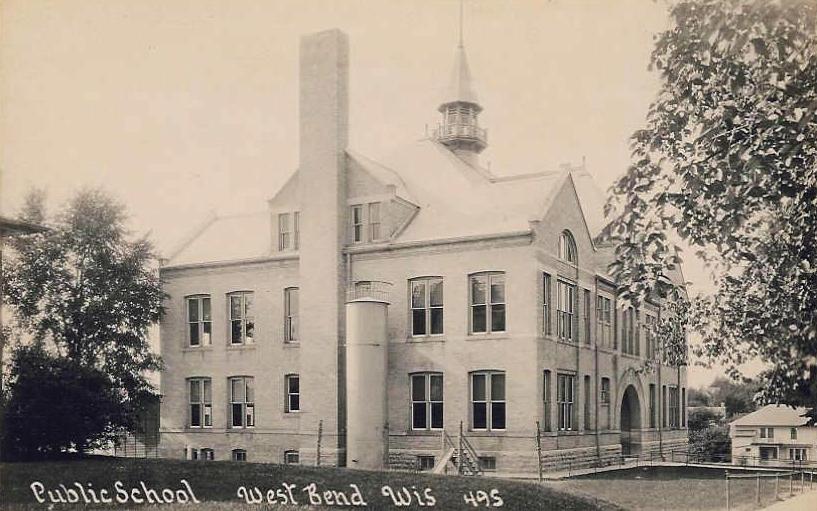 WB Public School Fire Escape